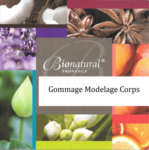 Gommage Modelage Corps Relaxant
