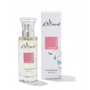 Altearah - Parfum de soin Bio - Rose - Tendresse