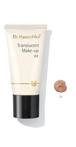 Dr.HAUSCHKA - Fond de Teint 01 Sable Blond - 30 ml-
