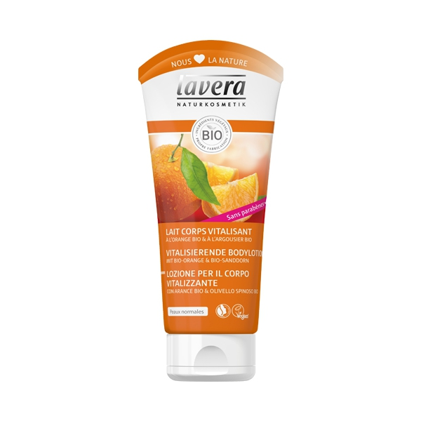 LAVERA Lait Corps Orange feeling - 200ml
