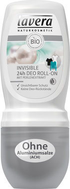 Lavera - Déodorant roll on Invisible - 50 ml