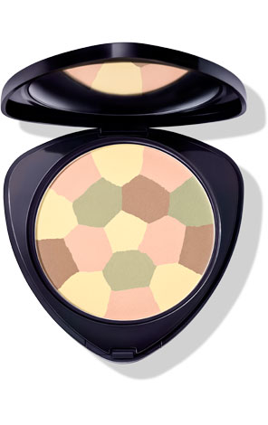 Poudre Compacte Correctrice Dr. Hauschka - 8 g.